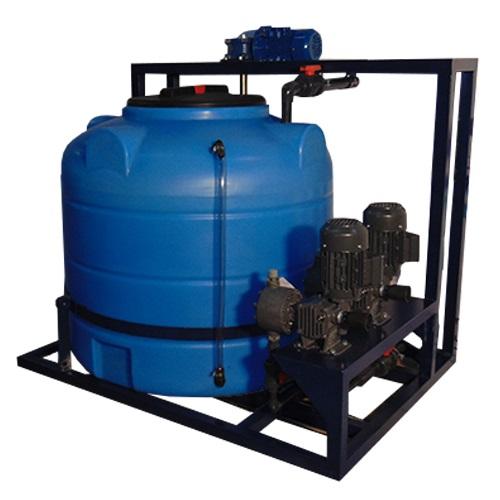 Системы дозирования для воды